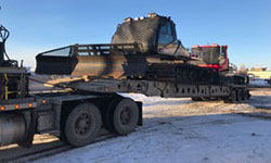 Rocky Mountain Snow Cats carries a wide variety of accessories such as tracks, beds and unit covers for Bombardier and Pisten Bully snow grooming equipment