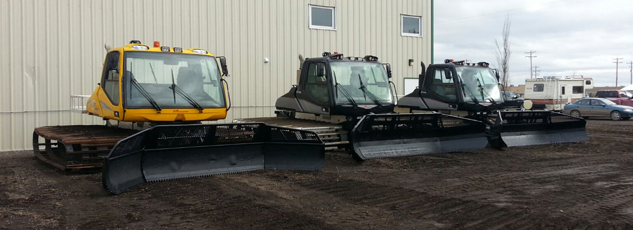 We also have a wide range of snowcat accessories